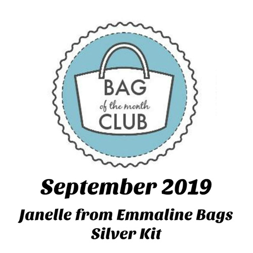 2019 BOMC - September Silver Hardware Kit