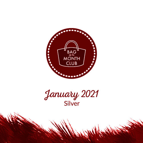 2021 BOMC January Silver Hardware Kit