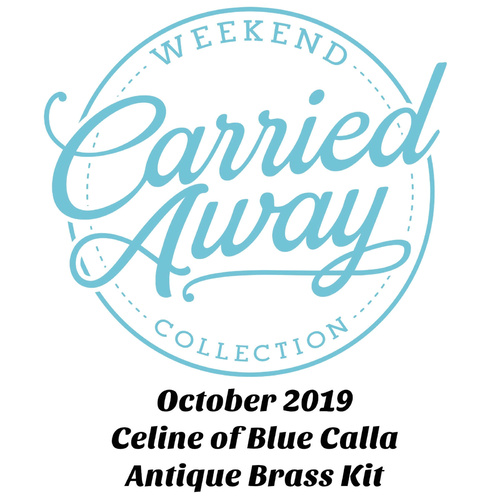 CAPC 2019 - October Silver - Hardware Kit