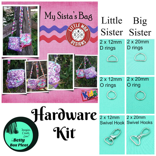 LMD - My Sista's Bag - Little Sister
