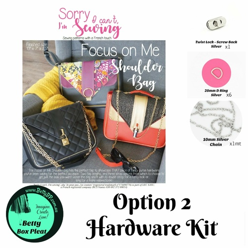 Sorry I'm Sewing – Focus on Me OPT 2 Hardware Kit