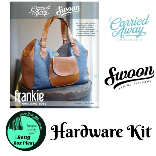 SWOON - Frankie - Silver - Hardware Kit